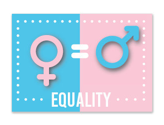 Sticker | Equality