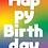 Thumbnail: Verjaardag   Happy Birthday
