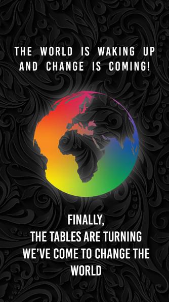 TRS_Change the world_World map_telefoon_