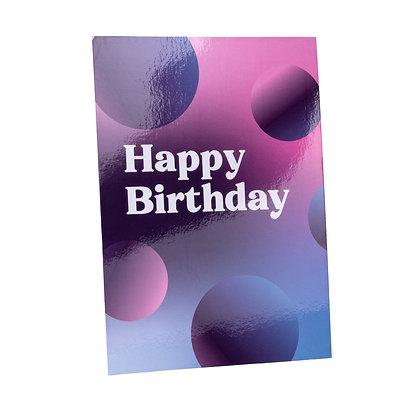 Verjaardag | Happy Birthday - Omni