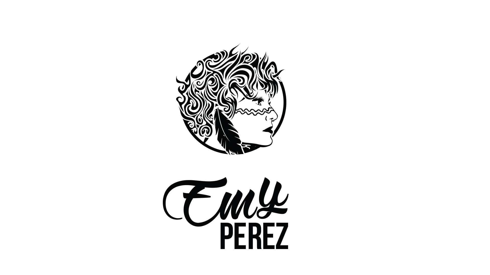 Zangeres Emy Perez