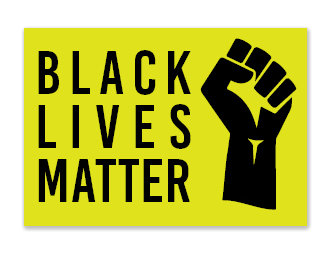 Sticker | Black lives Matter
