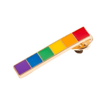Speldje | Regenboog rechthoek