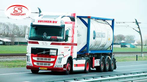 Suijker Transport