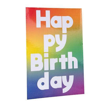 Verjaardag   Happy Birthday