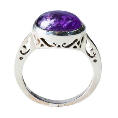 Amethist ring