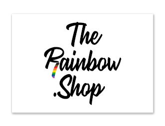 Sticker | The Rainbow shop