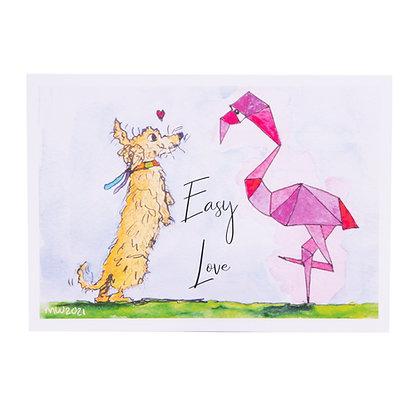 Postcard   Easy Love