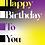 Thumbnail: Verjaardag   Happy Birthday - Non Binary