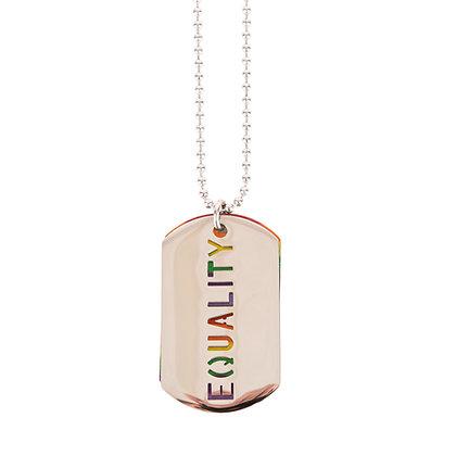 Ketting | Equality tag