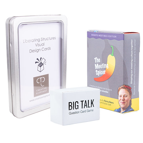 Package Deal: Improve Your Meetings