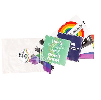 Package | Sticker set