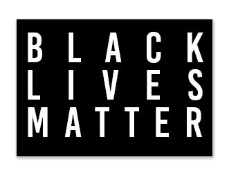 Sticker | Black lives Matter