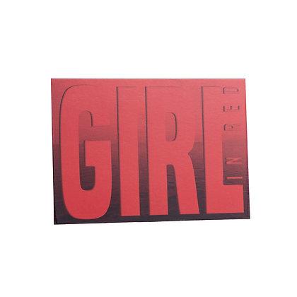 Ansichtkaart | Girl