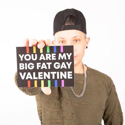 Liefde | My big fat Valentine - luxe afwerking