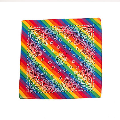 Bandana | Regenboog print