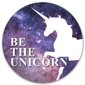 Sticker | Be The Unicorn