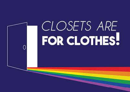 Ansichtkaart | Closets