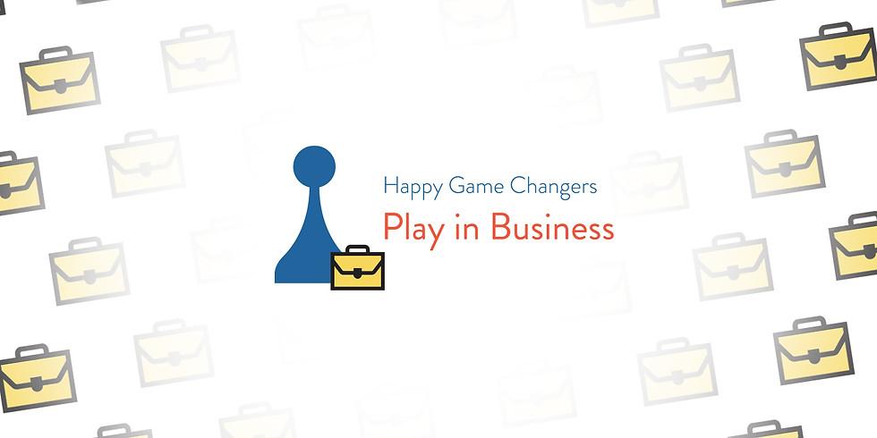 Play in Business - informatie sessie donderdag
