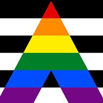 Sticker | Straight Ally