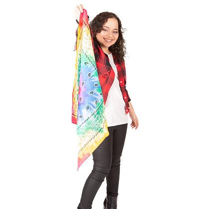 Bandana   Regenboog kleurverloop