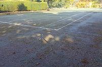 Tennis Court Refurbishment, Absolute Tennis Courts Ltd, Surrey