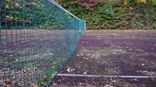 Tennis Court in Need of Some TLC?