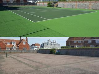 Tennis Court Refurbishment Specialists