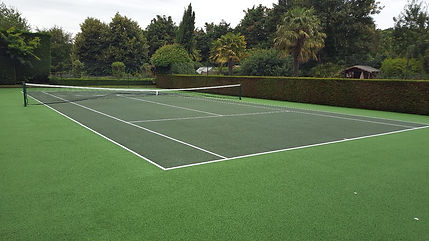 Tenni Court Maintenance, Absolute Tennis Courts Ltd