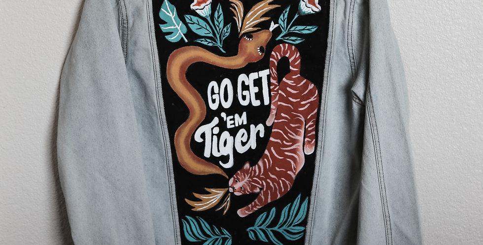 Go Get Em Tiger Jacket