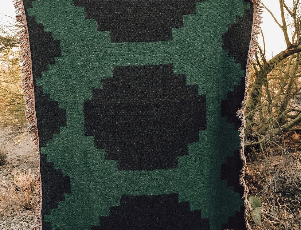 Maurie Blanket - Evergreen