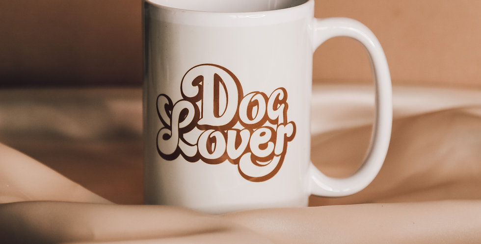 Dog Lover Full Color Mug
