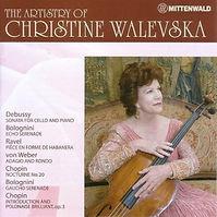 Artistry of Christine Walevska Re-releas