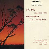 Dvorak and Saint-Saens Cello Concerto.jp