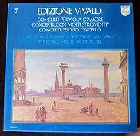 Edizione Vivaldi - Concerti Per Viola D'
