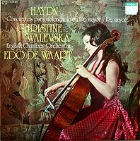 Hayden Conciertos para violonchelo en Do