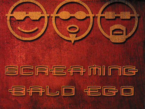 Hot On The Trail Of The Screaming Bald Ego