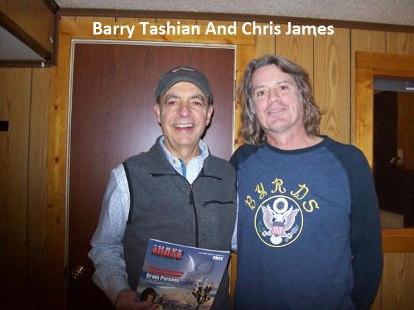 Barry Tashian & Chris James