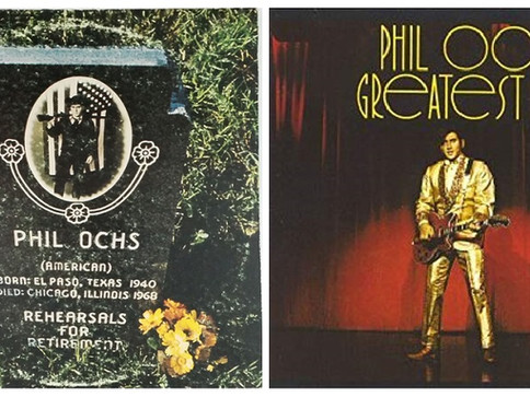 "The Strange Story Behind ""Phil Ochs Greatest Hits"""