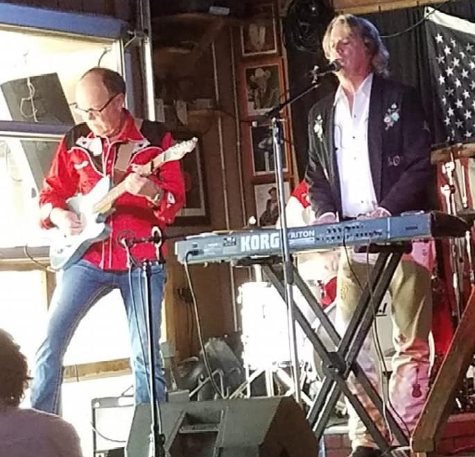 Bob and Chris, Nashville Palace 2018
