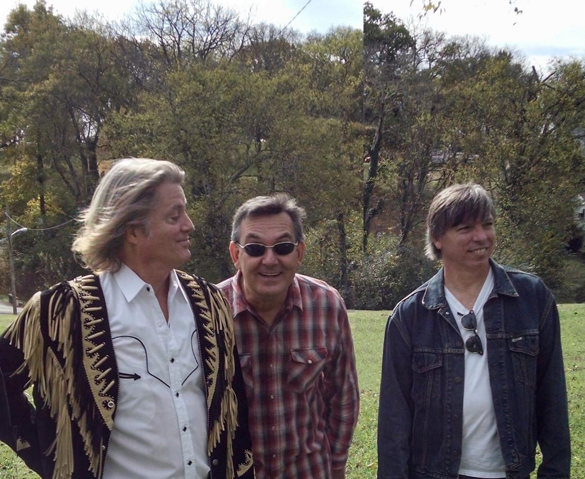 Chris, Tony and Pete