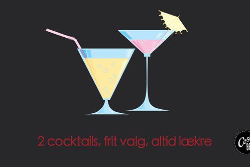 GAVEKORT cocktails