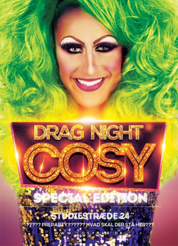 drag night / Megan Moore