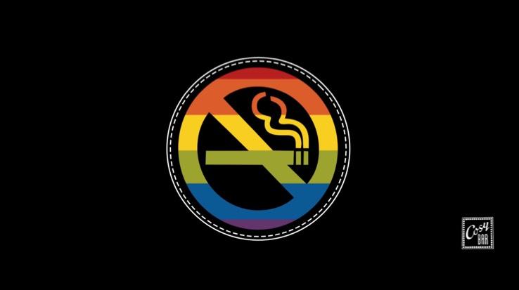 COSY19 NO SMOKING