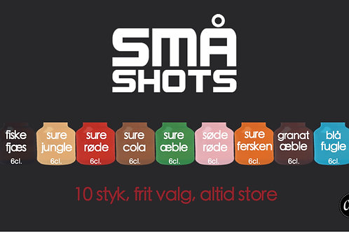 GAVEKORT shots
