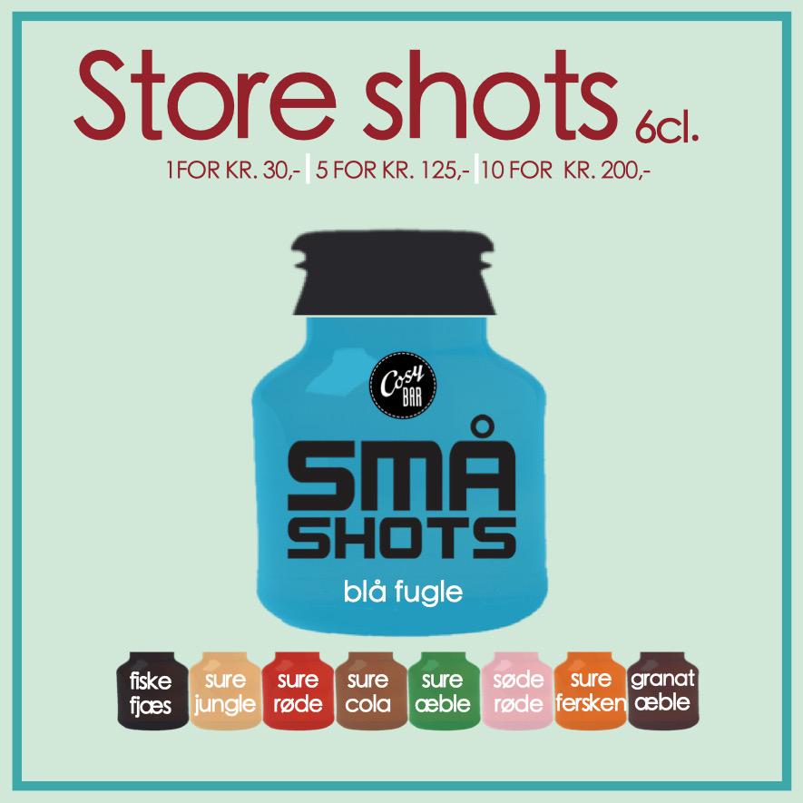 Store shots
