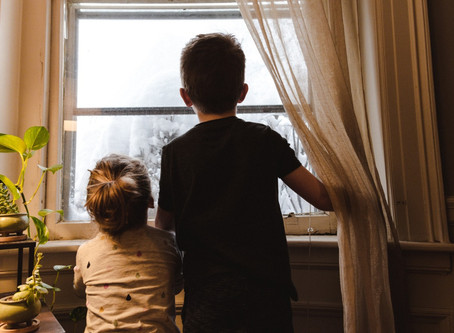 ¿Qué hacer con los niños en la cuarentena?