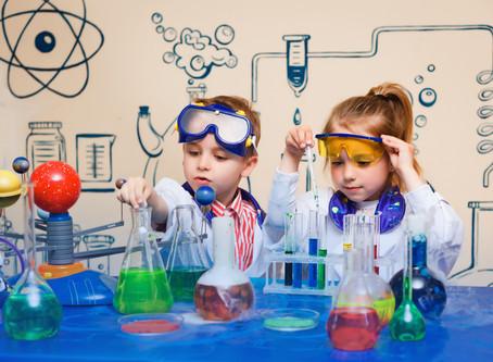 ¡Experimentos científicos innovadores para niños!