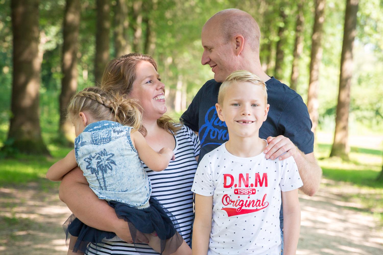 Fotograaf Utsen-Marielle en Niels kl