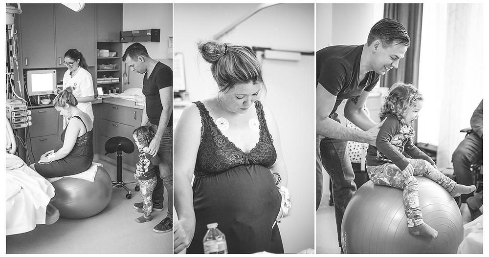 Geboorte fotografie, bevalling, Wilhelmina kinderziekenhuis, baby